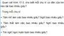 Câu hỏi thảo luận số 3 trang 55 SGK Sinh 8