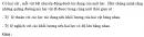 Bài 5 trang 70 SGK Vật Lý 10 Nâng Cao