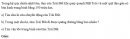 Bài  1 trang 192 SGK Vật lý lớp 10 nâng cao