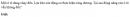 Câu C3 trang 162 SGK Vật lý lớp 10 nâng cao