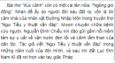 Bình giảng bài thơ Xúc cảnh của Nguyễn Đình Chiểu.