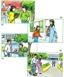 A. Friends - Unit 1 trang 10 SGK Tiếng Anh 7