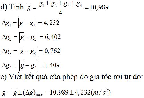 Giải bài tập Vật Lý 10   Để học tốt Vật Lý 10