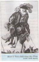 Lập niên biểu những sự kiện chính của cách mạng tư sản Pháp cuối thế kỉ XVIII.