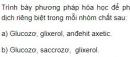 Bài 3 trang 37 SGK Hóa học 12