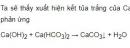 Bài 2 trang 119 SGK Hóa học 12