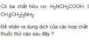 Bài 2 trang 48 SGK Hóa học 12