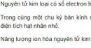 Bài 2 trang 88 SGK Hoá học 12