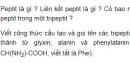 Bài 3 trang 55 SGK Hóa học 12