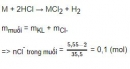 Bài 4 trang 119 SGK Hóa học 12