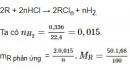 Bài 4 trang 141 SGK Hóa học 12