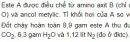 Bài 6 trang 48 SGK Hóa học 12