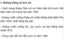Nêu những thắng lợi lịch sử tiêu biểu của cách mạng Việt Nam dưới sự lãnh đạo của Đảng từ năm 1930 đến năm 2000. Nguyên nhân cơ bản dẫn đến thắng lợi của cách mạng là gì ?