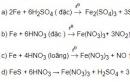 Bài 1 trang 165 SGK Hóa học 12