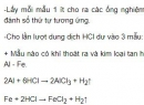 Bài 2 trang 165 SGK Hóa học 12