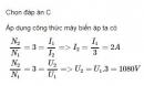 Bài 2 trang 91 SGK Vật lí 12