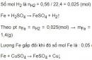 Bài 4 trang 165 SGK Hóa học 12