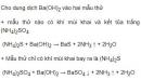 Bài 4 trang 180 SGK Hóa học 12