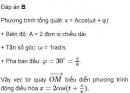 Bài 5 trang 25 SGK Vật lí 12