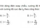 Bài 7 trang 66 SGK Vật lí 12