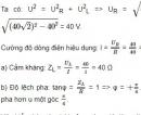 Bài 7 trang 80 SGK Vật lí 12