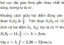 Bài 8 trang 45 SGK Vật lí 12