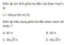 Bài 9 trang 66 SGK Vật lí 12