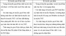 Bài 4 trang 54 SGK Sinh 12