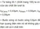 Bài 11 trang 158 SGK Vật lí 12