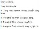 Bài 4 trang 169 SGK Vật lí 12