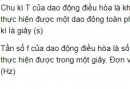 Bài 4 trang 8 SGK Vật lí 12