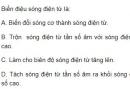 Bài 7 trang 119 SGK Vật lí 12