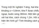 Bài 9 trang 142 SGK Vật lí 12