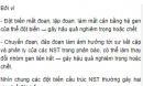 Bài 4 trang 26 SGK Sinh 12