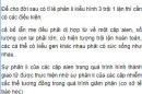 Bài 3 trang 37 SGK Sinh 12