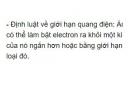 Bài 3 trang 158 SGK Vật lí 12