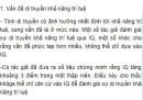 Bài 3 trang 96 SGK Sinh 12