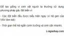 Bài 8 trang 102 SGK Sinh 12