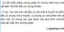 Bài 2 trang 107 SGK Sinh 12