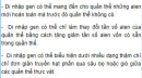Bài 3 trang 117 SGK Sinh 12