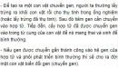Bài 3 trang 86 SGK Sinh 12