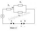 Bài 3 trang 18 SGK Vật lí 9