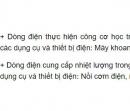 Bài C1 trang 37 SGK Vật lí 9
