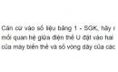 Bài C3 trang 101 SGK Vật lí 9