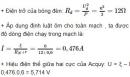 Bài 4 trang 58 SGK Vật lí 11