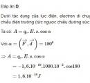 Bài 5 trang 25 SGK Vật lí 11