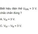Bài 5 trang 29 SGK Vật lí 11