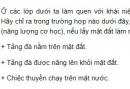 Bài C1 trang 154 SGK Vật lí 9