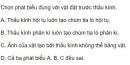 Bài 4 trang 189 SGK Vật lí 11