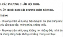 Soạn bài Ôn tập phần Tiếng Việt - Ngữ văn 9 tập 1
